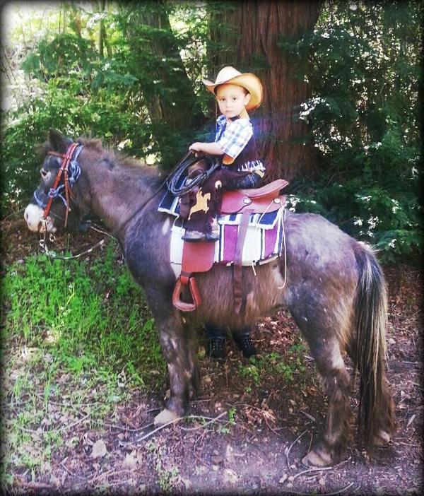 kid cowboy