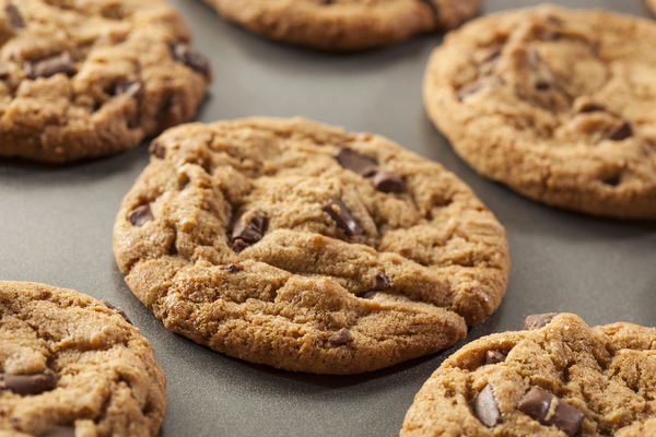 Gluten-Free Recipe: Chocolate Chip Cookies