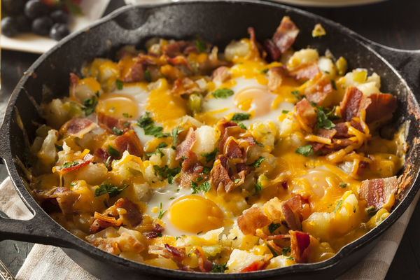 potato masala and egg skillet recipes dishmaps potato masala and egg ...