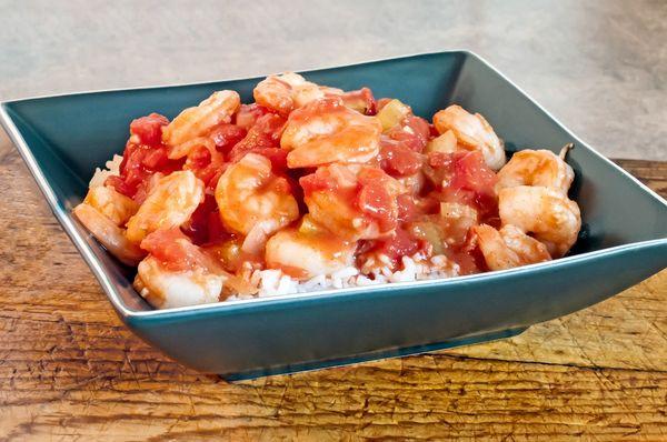 New Orleans Favorite: Shrimp Creole