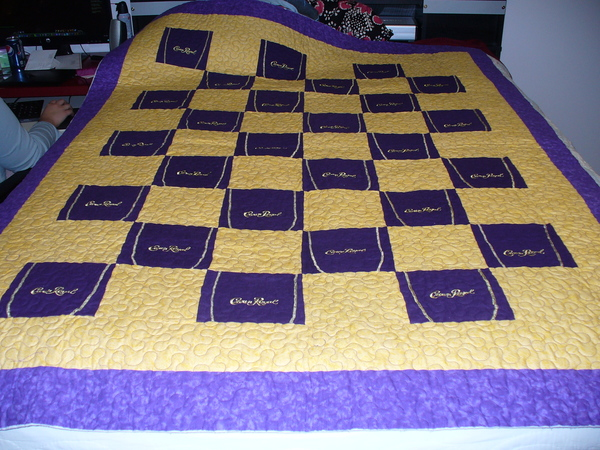 Christmas Quilts Queen Size