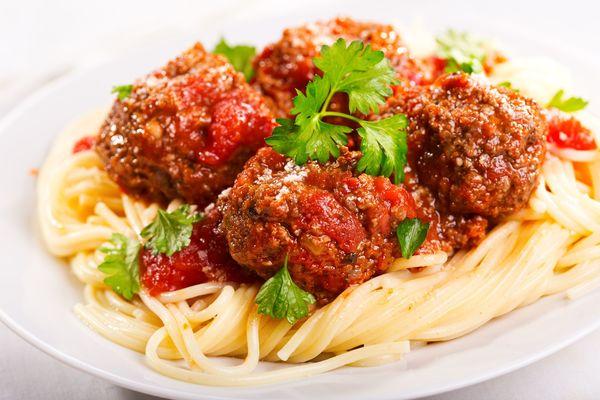 Spaghetti and meatball recipes easy