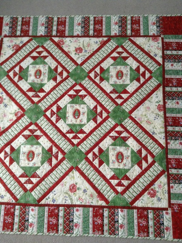 Featured Quilts: Holiday Edition Part III