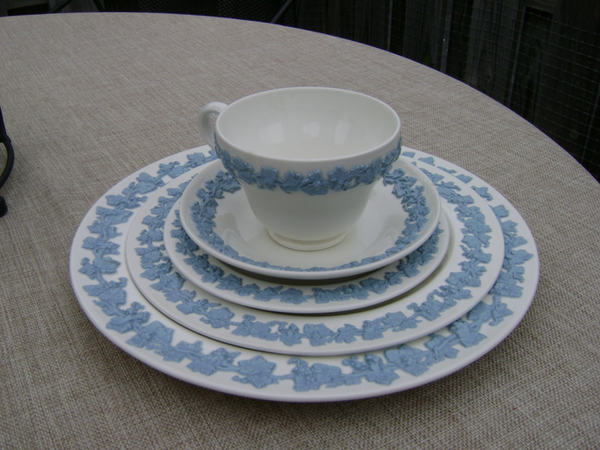 Antique Spotlight: Wedgwood China & Pottery