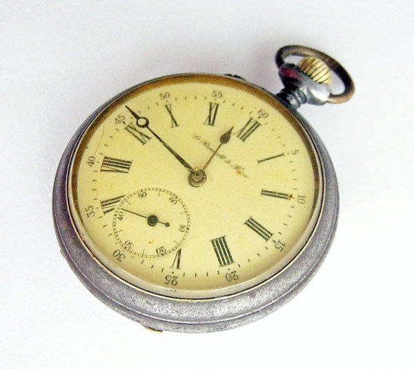 Antique Spotlight: Pocket Watches