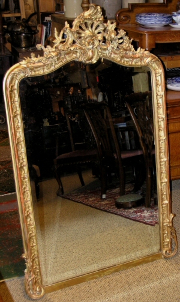 Antique Spotlight: Mirrors