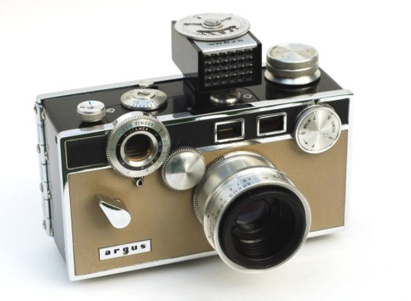 Antique Spotlight: Cameras
