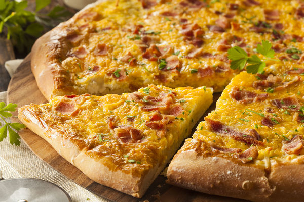 Recipe: Breakfast Pizza