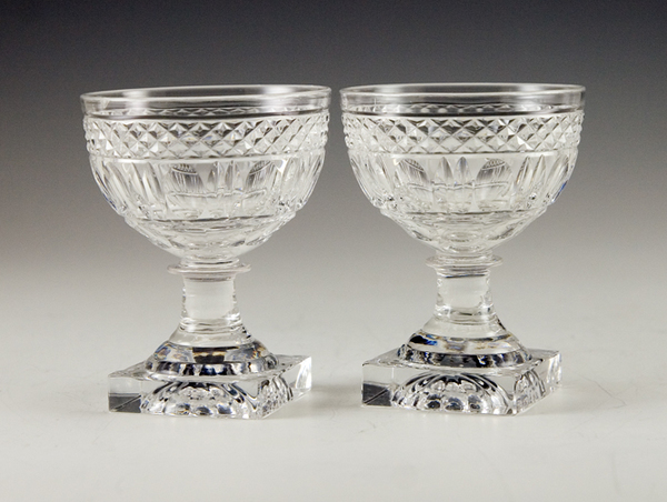 Antique Spotlight: Cut Crystal