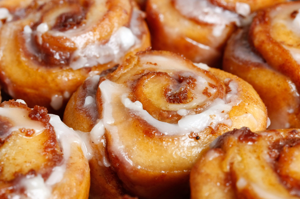 Creative Twist on a Classic: Salted Caramel Cinnamon Rolls