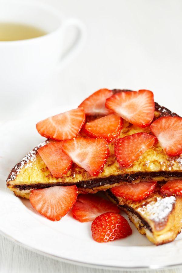 ... Treat: Nutella-Stuffed Strawberry French Toast – 12 Tomatoes
