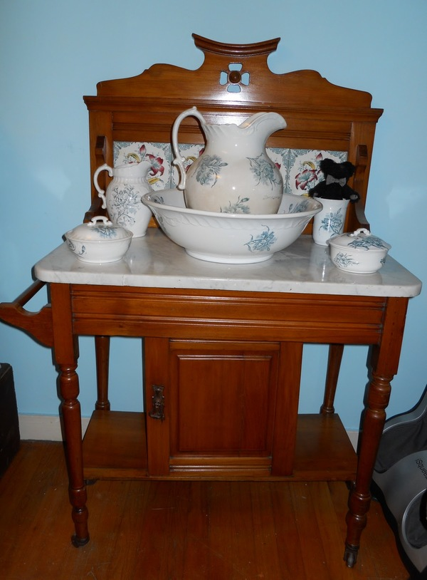 Everything You Need To Know About The Beautiful, Functional Washstands Of The Past.