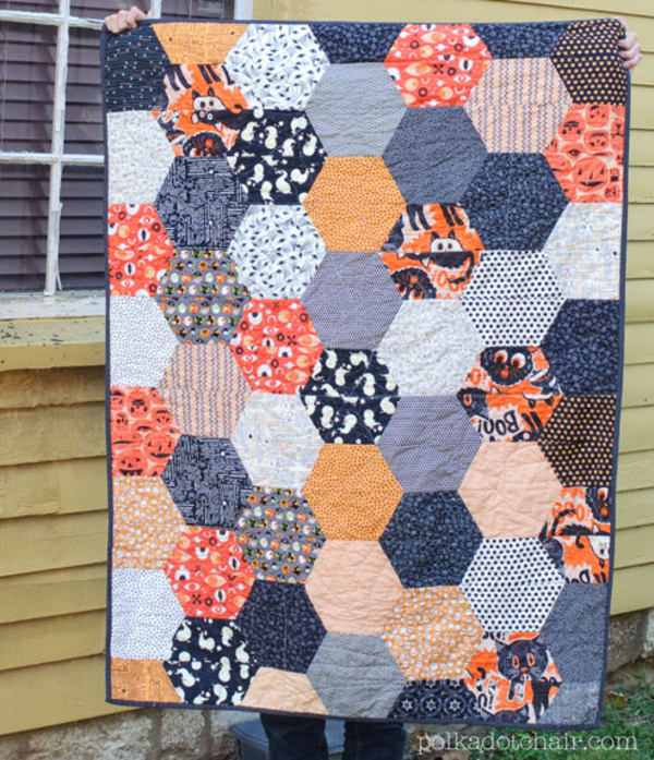 Autumn inspiration 5 free fall quilt patterns