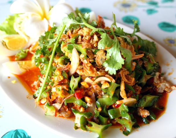 Thai-Inspired Recipe: Winged Bean Salad