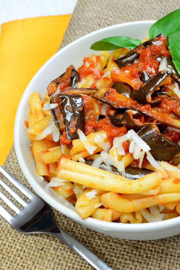 Sicilian-Inspired Favorite: Pasta alla Norma
