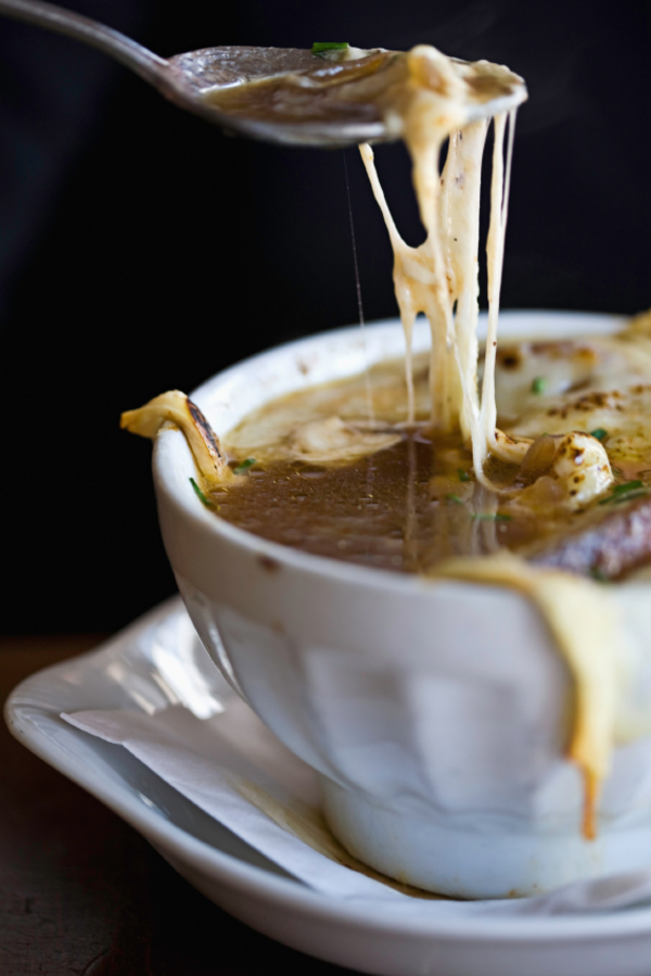 Low-Calorie Recipe: Classic French Onion Soup