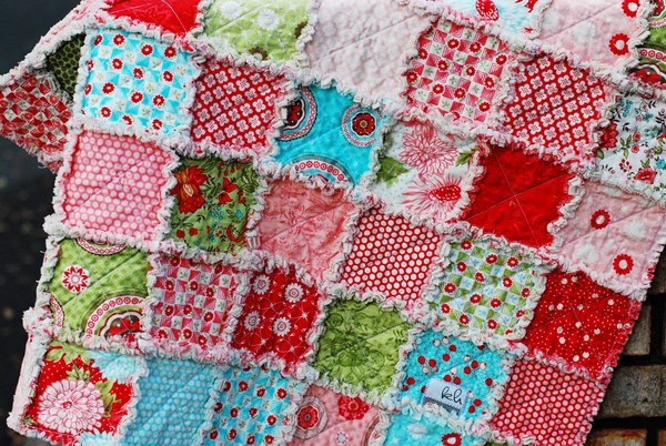 how to make a down quilt