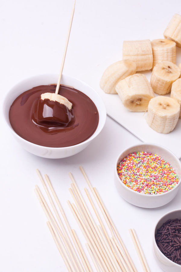 Easy Entertaining Dessert: Slow-Cooker Chocolate Fondue