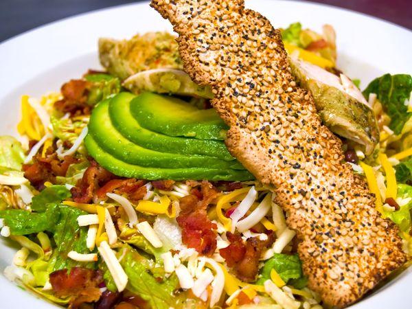 Healthy & Satisfying Recipe: Fresh Southwestern-Style Salad