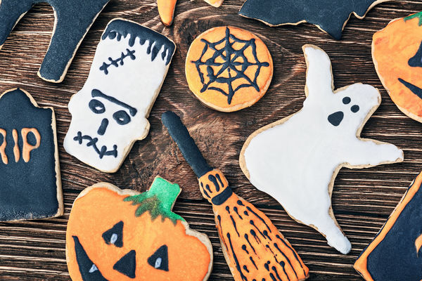 Halloween Dessert Recipe: Spooky and Sweet Sugar Cookies