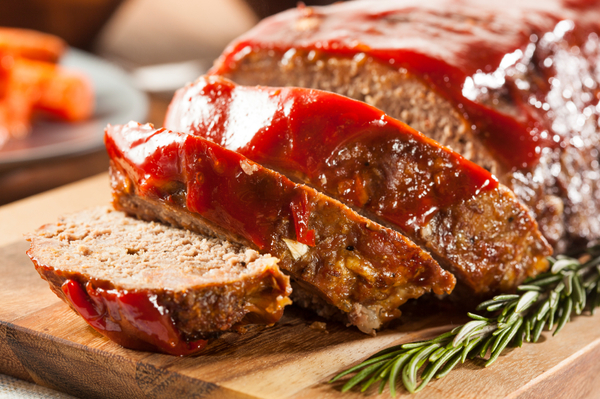 Hearty Dinner Recipe: Slow Cooker Meatloaf