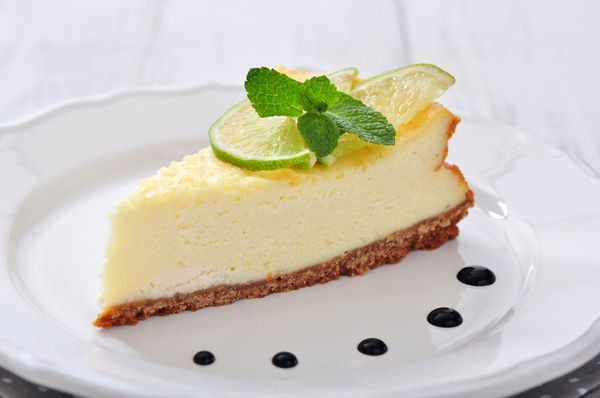 Dessert Recipe: Sweet & Tart Key Lime Cheesecake