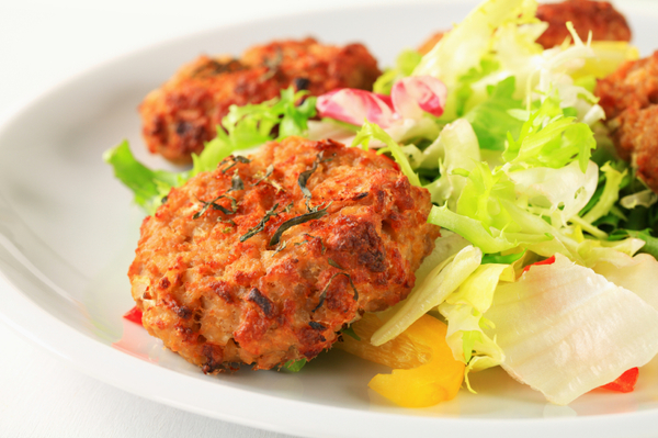 Vegetarian Recipe: Sweet Potato & Carrot Veggie Burgers