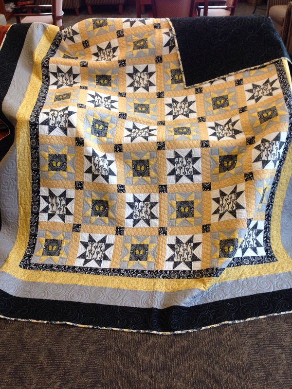 November 9 Featured Quilts On 24 Blocks