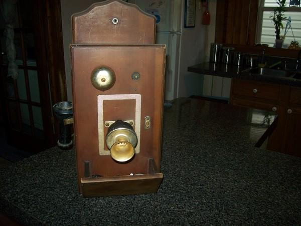 Antique Spotlight: Vintage Telephones