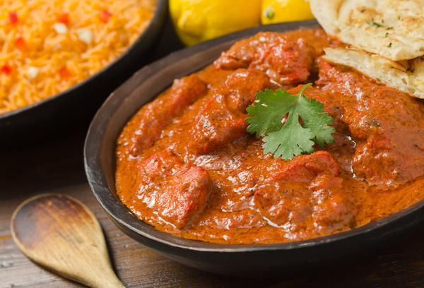 ... -Inspired Recipe: One-Skillet Chicken Tikka Masala – 12 Tomatoes