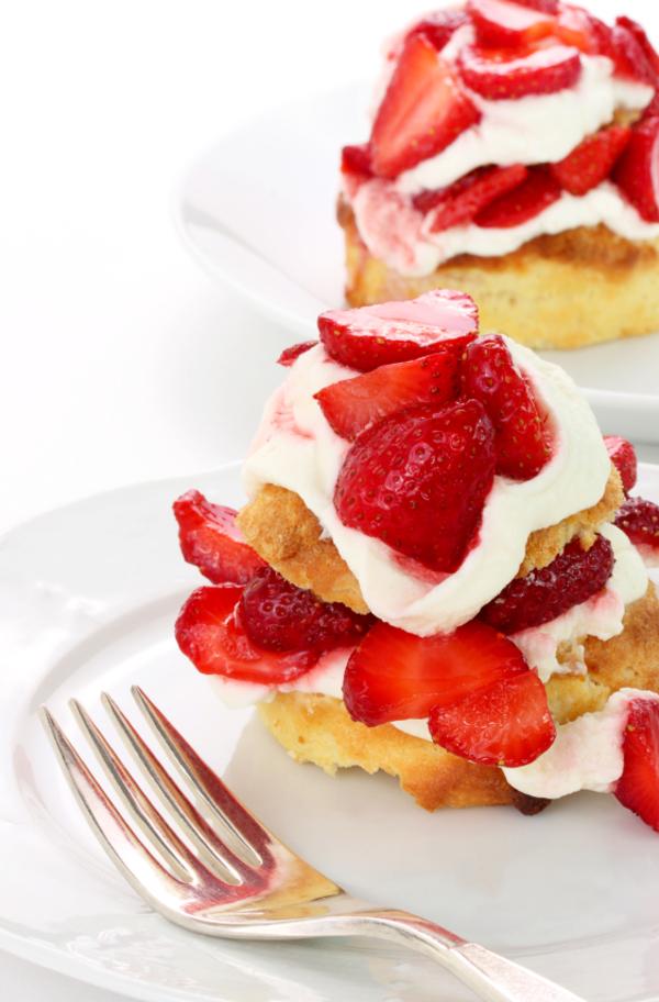 Traditional Dessert Recipe: Classic Strawberry Shortcake