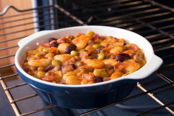 Casserole Recipe: Baked Five-Bean Hotdish