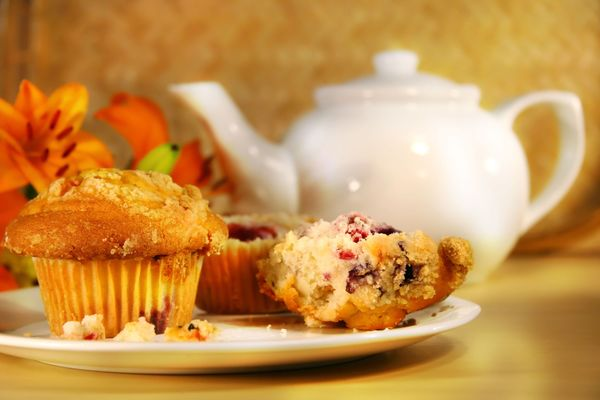 Breakfast Recipe: Zesty Cranberry Orange Muffins