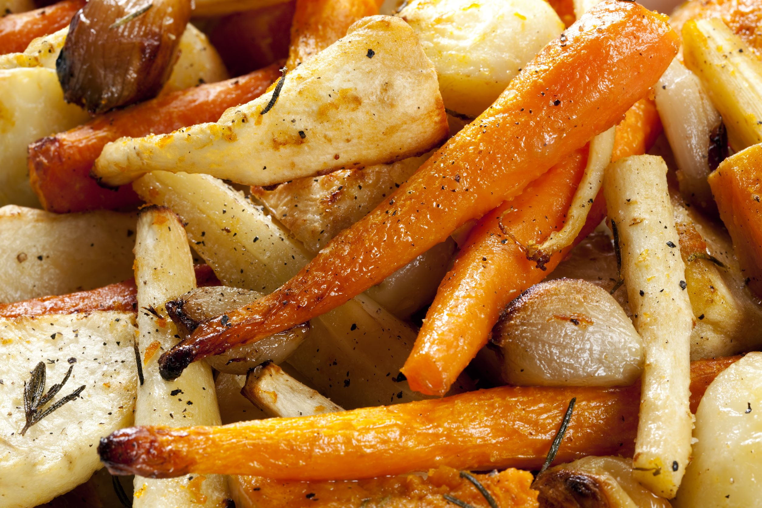 Side Dish Recipe: Roasted Root Vegetable Medley - 12 Tomatoes