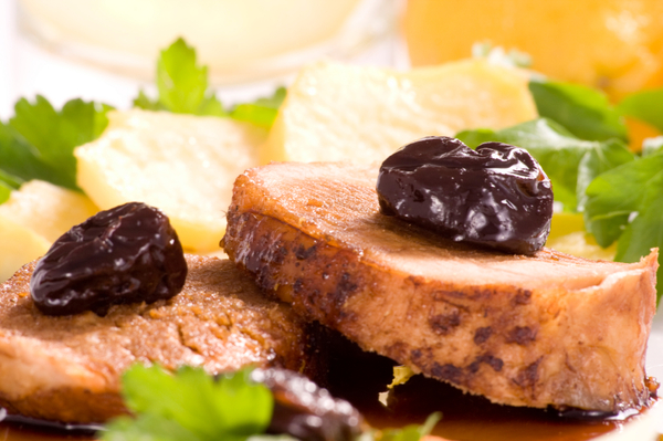 Pork Roast With Boozy Prunes Recipes — Dishmaps