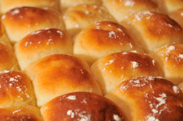 These Homemade Buttery Dinner Rolls Will Really Take Your ...