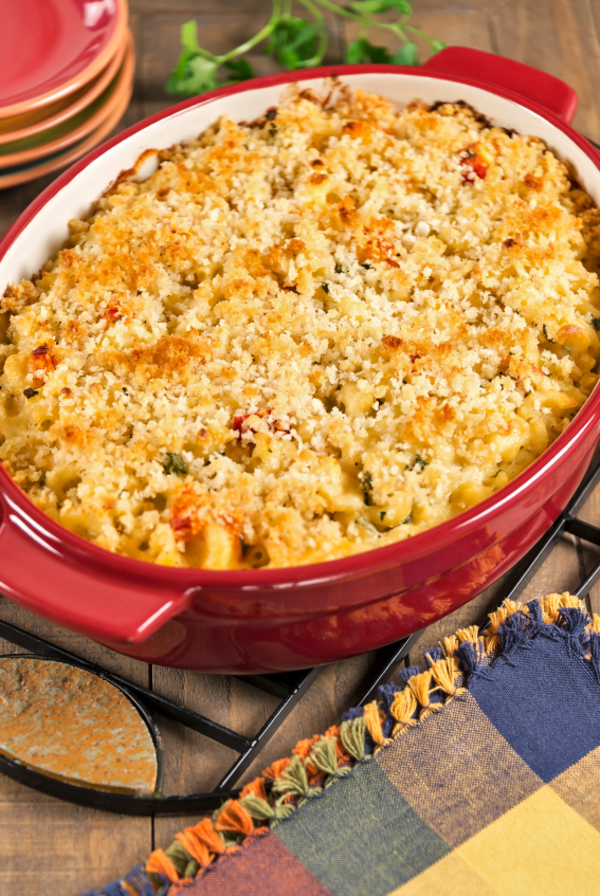 Pasta Recipe: Lobster Mac N Cheese