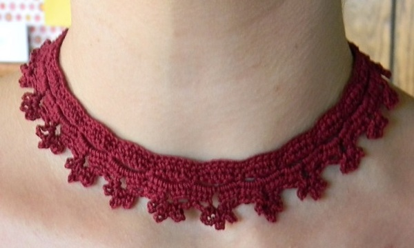 Necklaces, Bracelets And More: Now You Can Crochet Jewelry!