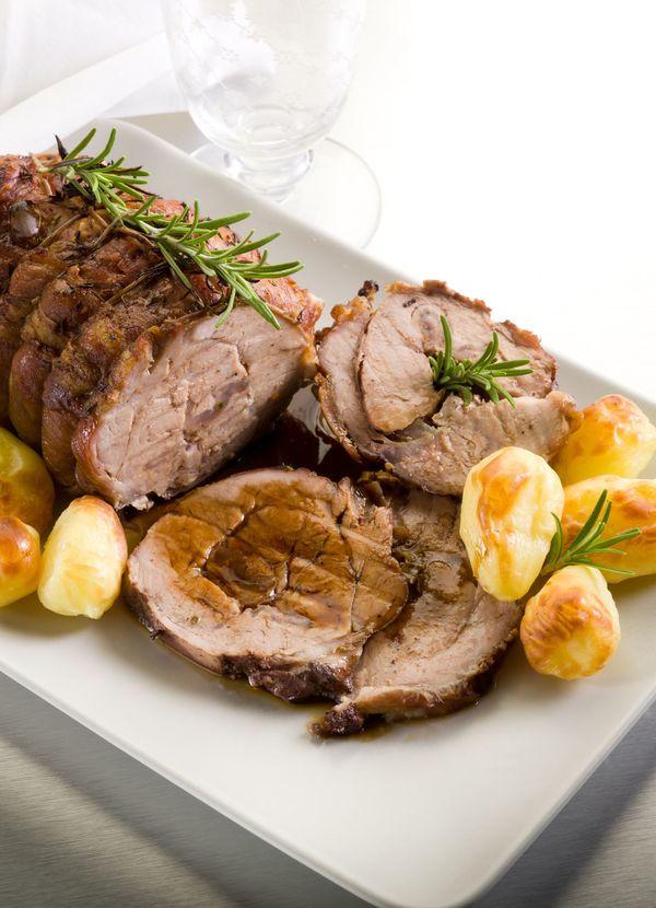 Holiday Roast Recipe: Rosemary Honey Leg Of Lamb | 12 Tomatoes