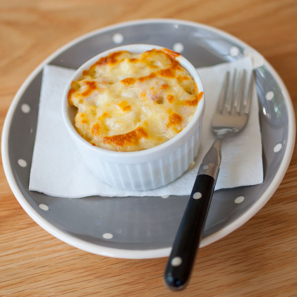 Appetizer Recipe: Mini Mac & Cheese Pots