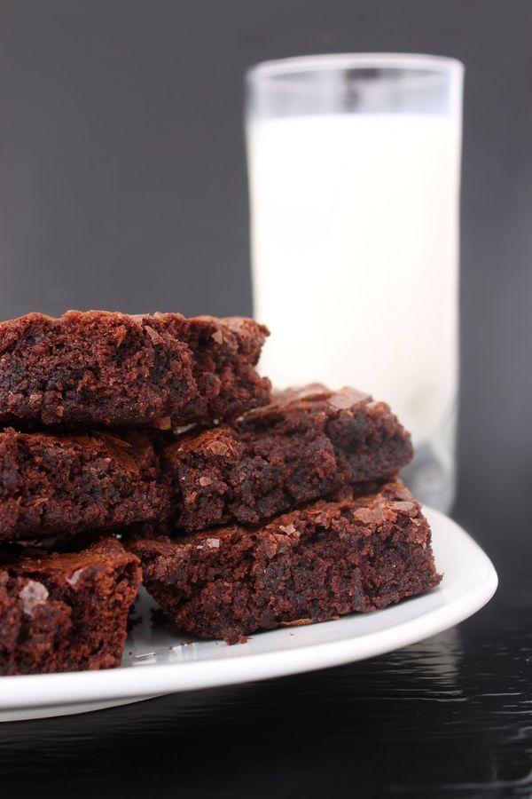 Healthy Dessert Recipe: Guilt-Free Fudge Brownies