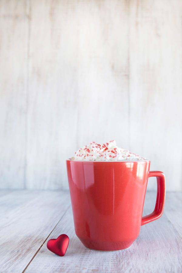Warm Treat Recipe: Rich Peppermint Hot Chocolate
