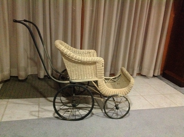 Push Chairs, Buggies, Prams...Whatever You Call Them, Take A Look At These Vintage Strollers