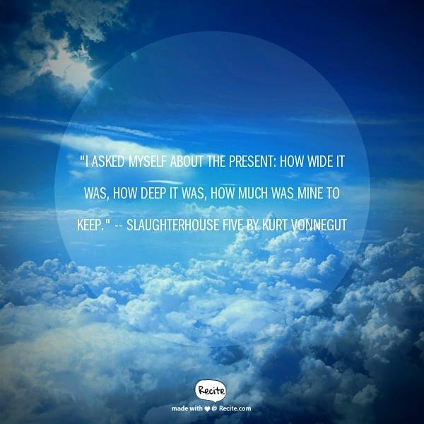 Notable Quotes: Kurt Vonnegut