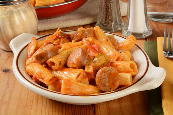 Restaurant-Inspired Recipe: Olive Garden's Grilled Bell Pepper Sausage Rustica
