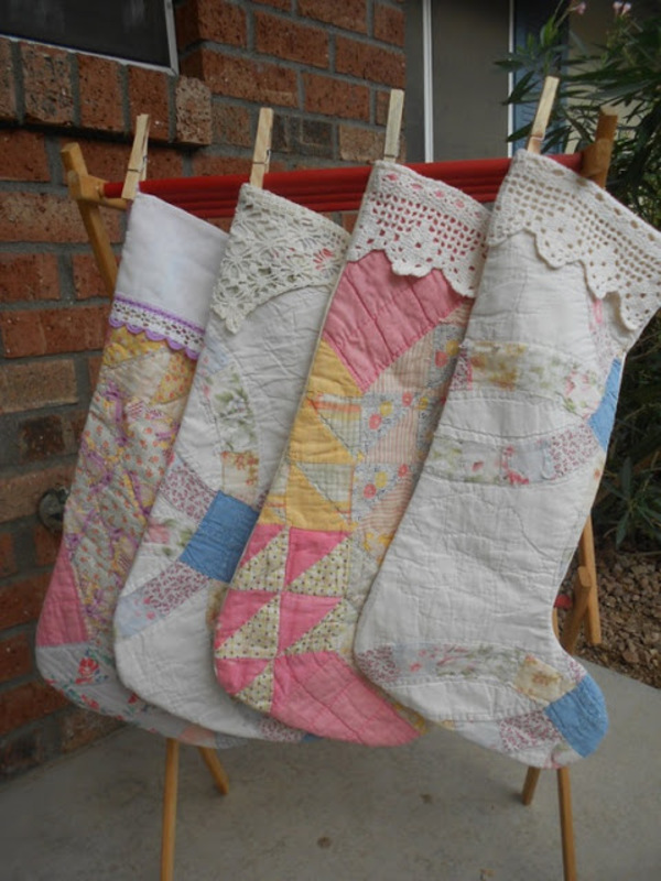 7 Ways To Re-Use And Repurpose Your Old Quilts!