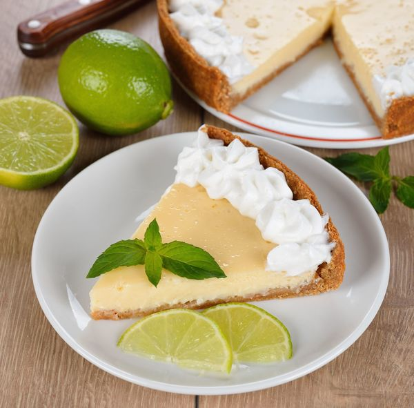... Tart Dessert: Zesty And Creamy Key Lime Pie – 12 Tomatoes