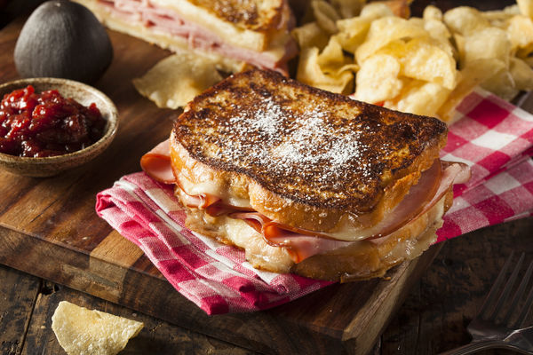 Ruler Of All Sandwiches: The Monte Cristo