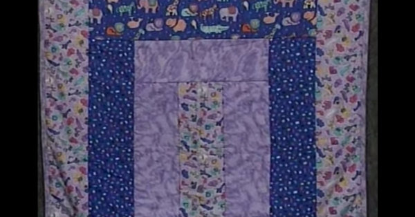 Learn How To Make A 6 Hour Quilt!