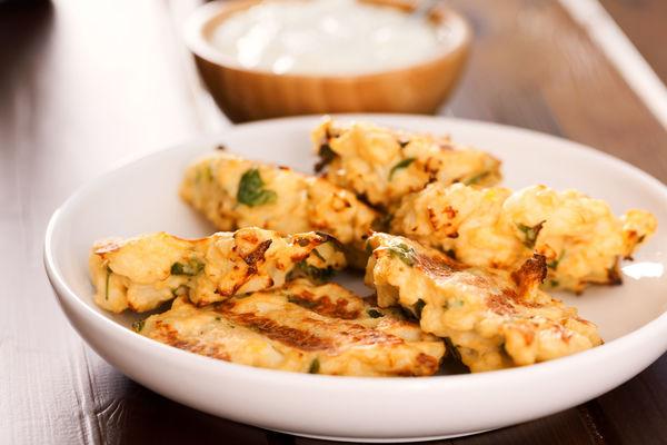 Yummy Veggie Starter: Squash And Zucchini Croquettes